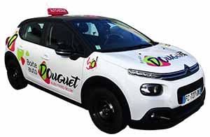 Voiture Douguet boîte auto