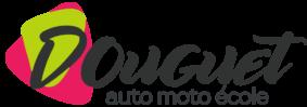 Logo Douguet Auto-Moto École