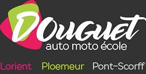Logo auto moto-écoles de Lorient, Ploemeur et pont-Scorff