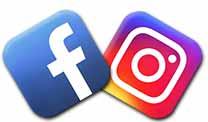 Logo Facebook Instagram